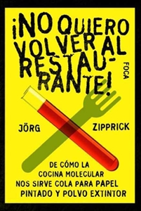 Imagen de ¡No quiero volver al restaurante!.